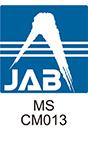 日本適合性認定協会認証マーク